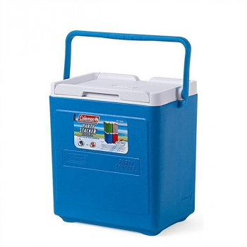 Термобокс Coleman COOLER 20 CAN STACKER - BLUE C004